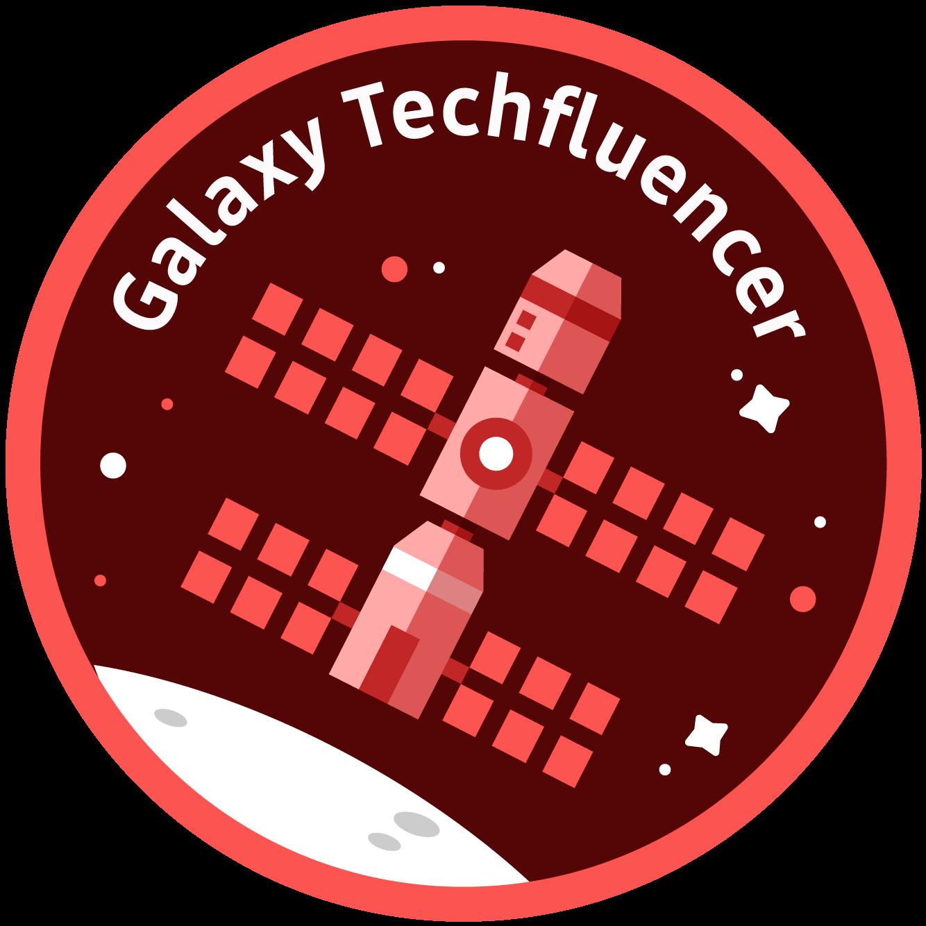 Galaxy Techfluencer