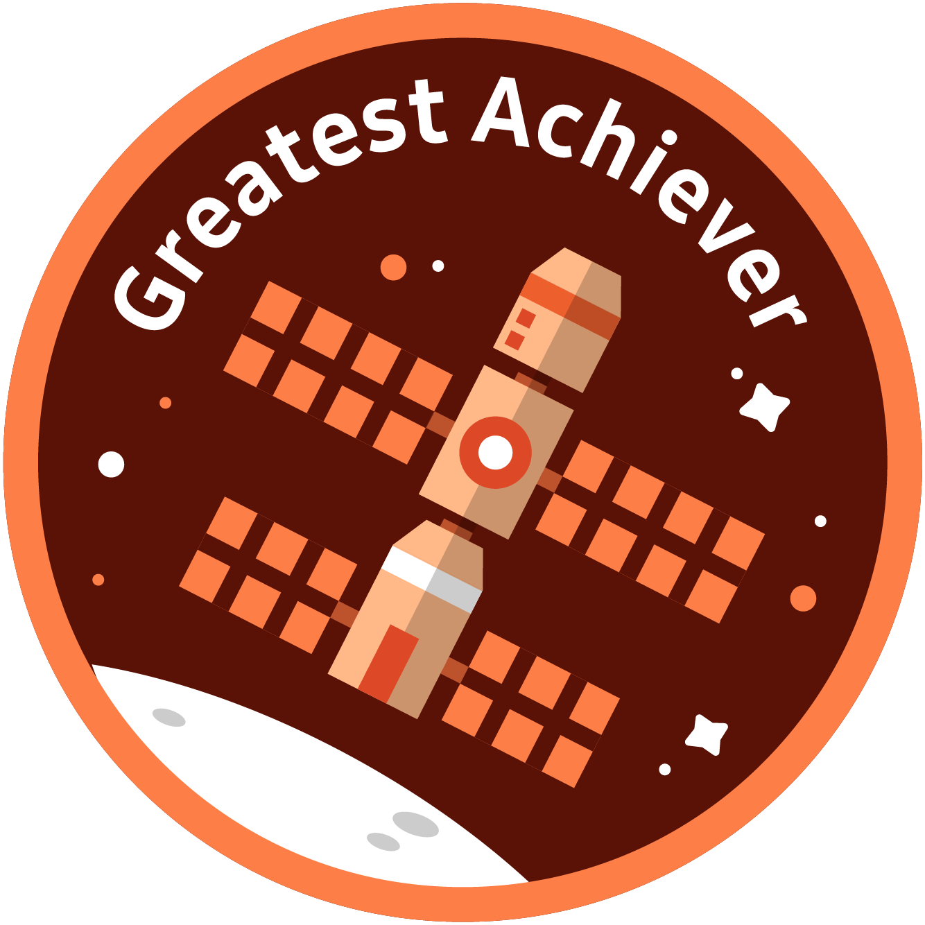 Greatest Achiever