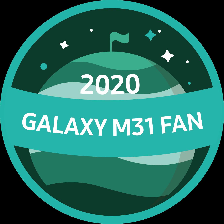 M31 Fan