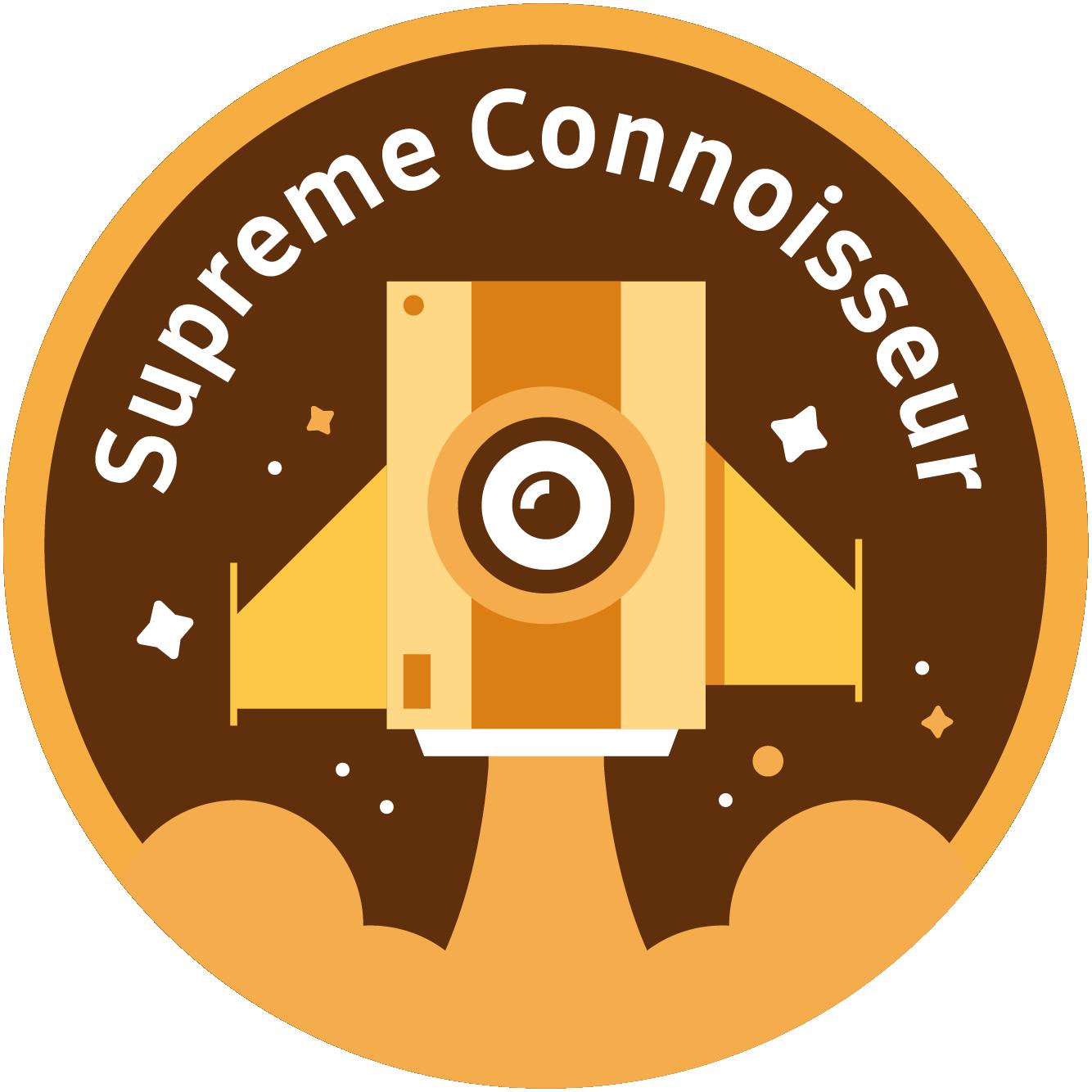 Supreme Connoisseur