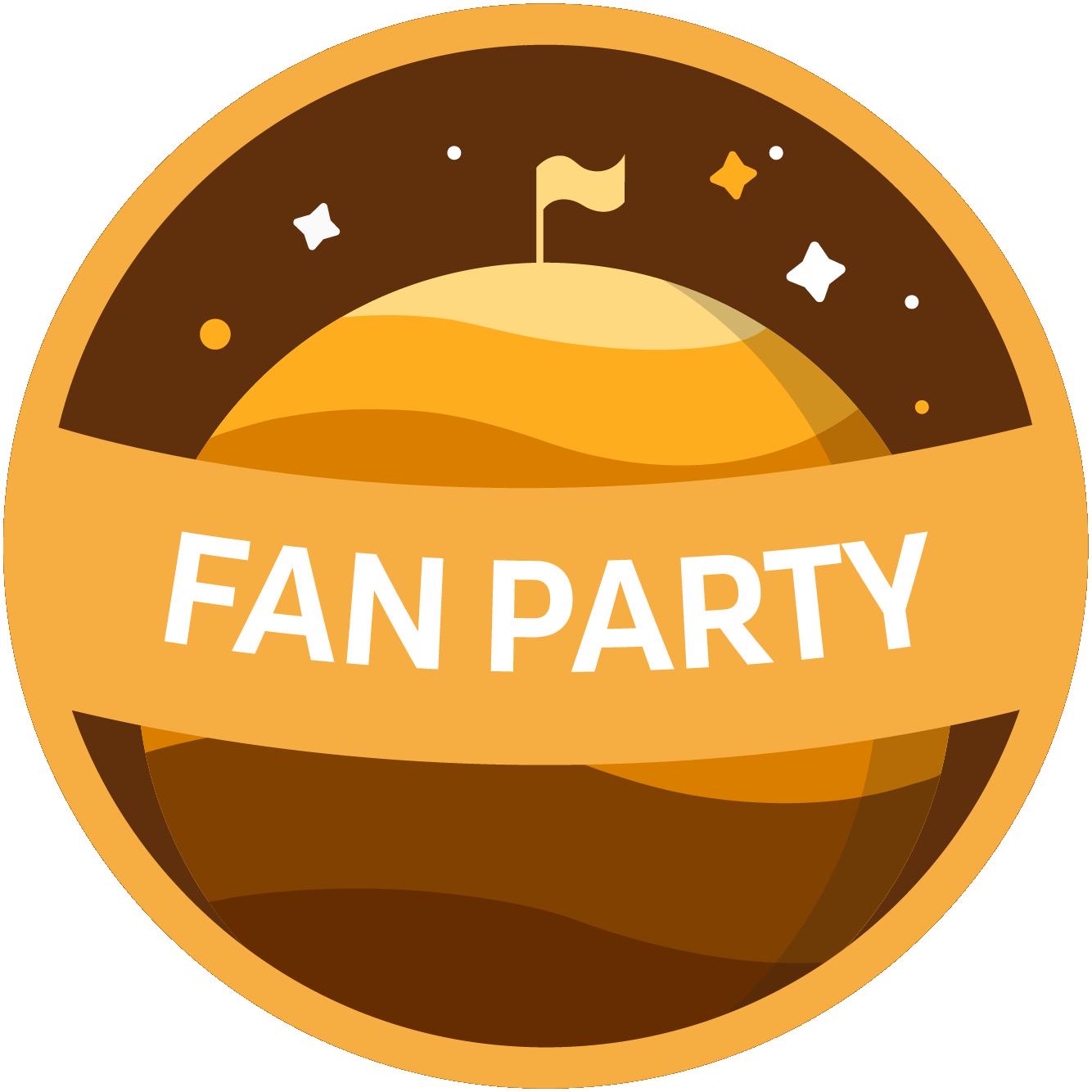 Fan Party Builder