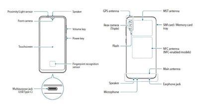 Infinity U display A50 - Samsung Global EU