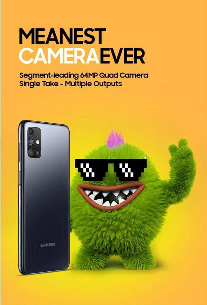 Solved Meanest Monster M51 Samsung Members