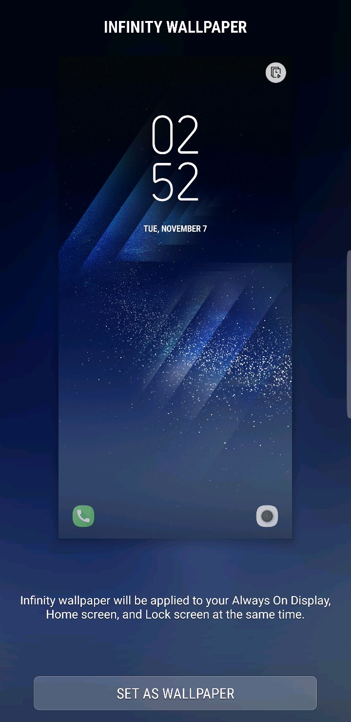 Infinity Wallpapers Samsung Members