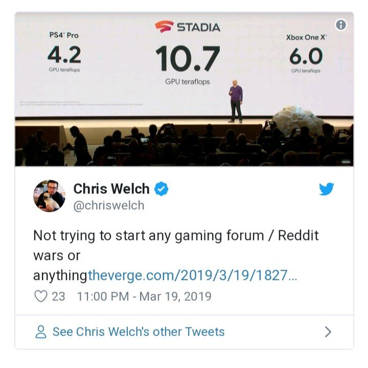Google Stadia uses a custom chip to offer 10 7 ter    - Samsung