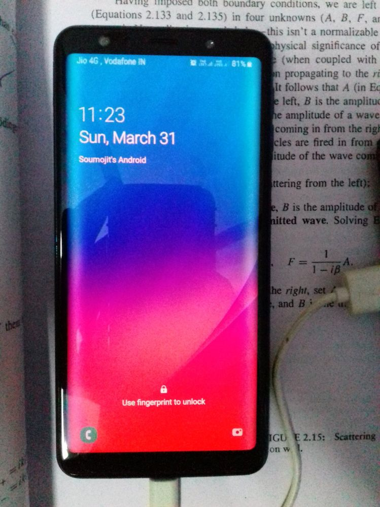 Always On Display Clock Style And Wallpapers Samsung Members