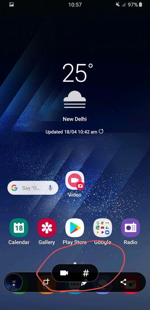 Download Nice Shot for A7 2018 - Samsung Global EU