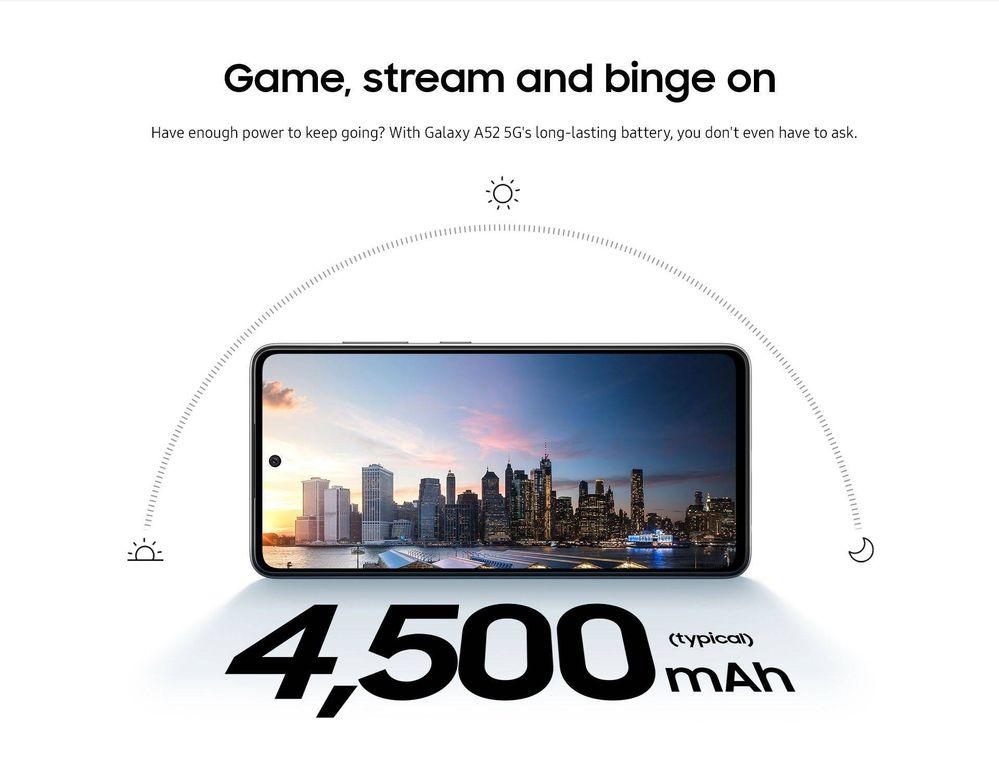 A52 5g Battery Specs - Samsung Members