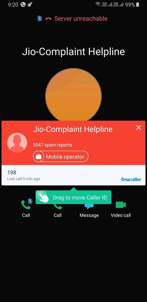 Call problem in A7 2018 - Samsung Global EU