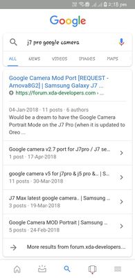 how to install gcam in j7 pro without root - Samsung Global EU