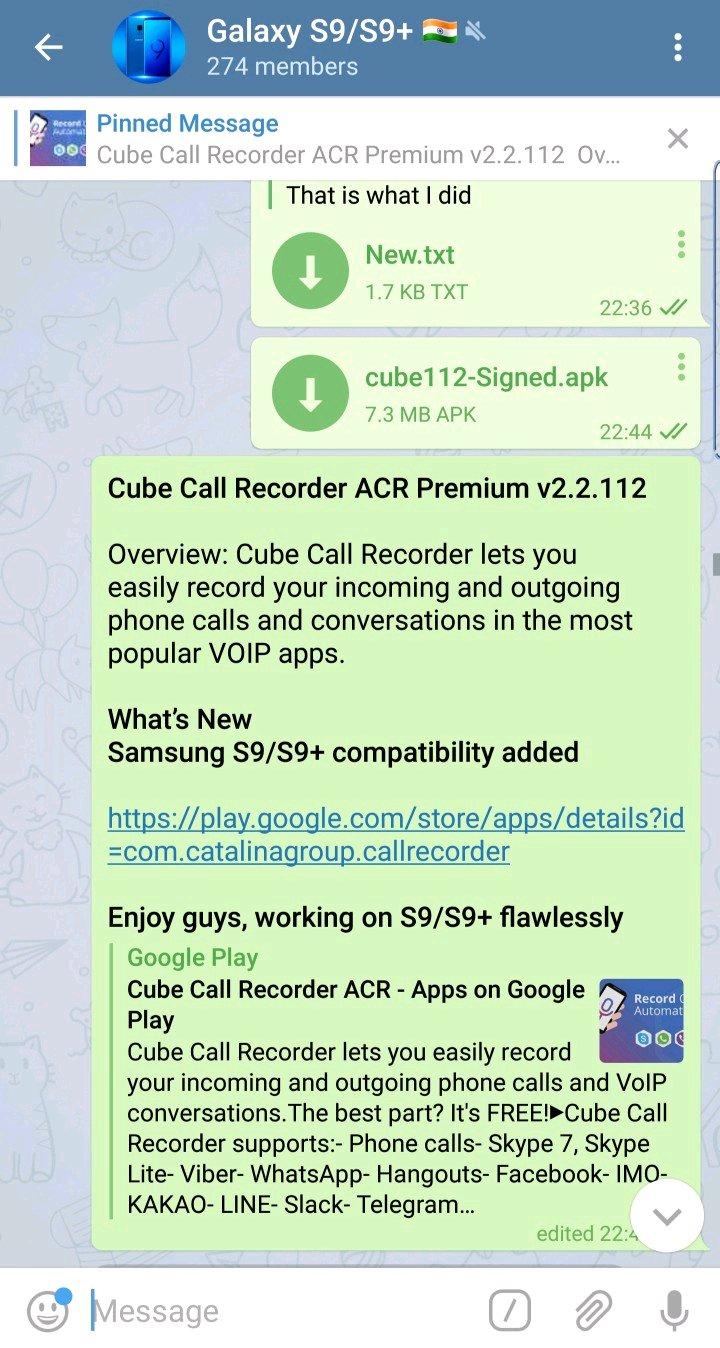 How can i record the relevant calls - Samsung Global EU