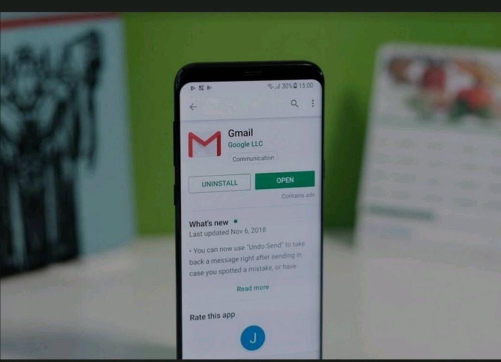 Gmail Dark Mode Samsung Members