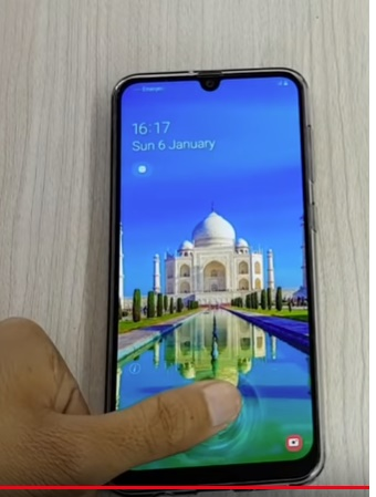 Solved Galaxy A50 Lock Screen Wallpapers Samsung Members