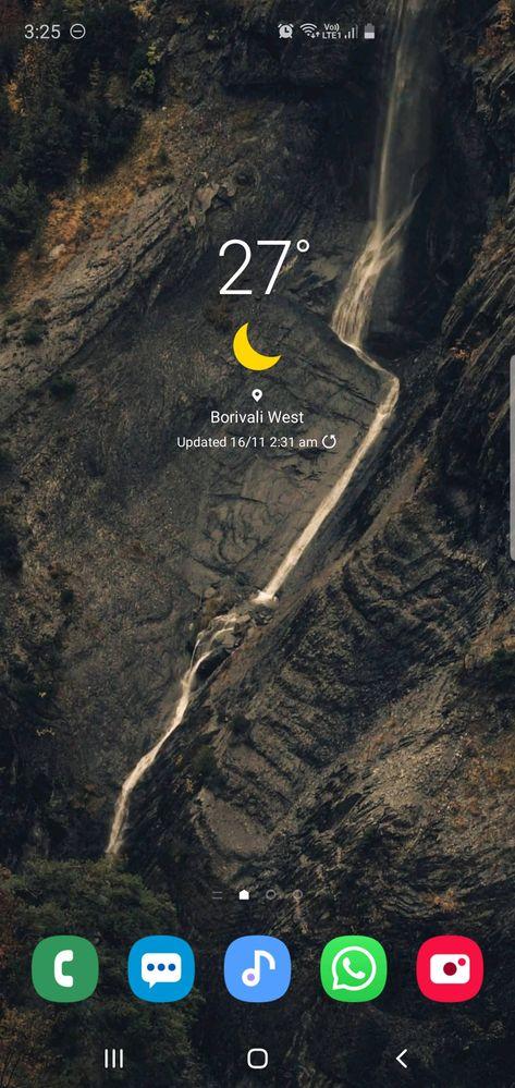 Best Live Wallpaper App Samsung Global Eu