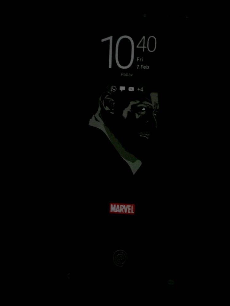 Lockscreen Image Issues With A50s Samsung Members