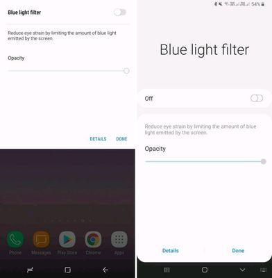 PART2]Samsung Experience UI(Android Oreo) Vs OneU