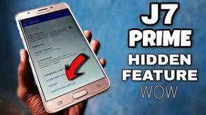 j7 prime 30+ hidden features after oreo update - Samsung Global EU