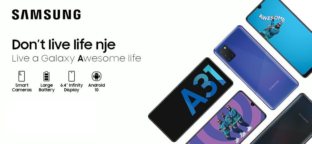Made for everyone - because awesome is for everyone.