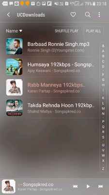 ERROR- Samsung Music Player (J7 Prime) - Samsung Global EU