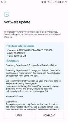OREO UPDATE XSG UAE MODEL - Samsung Global EU